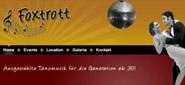Tanzclub Foxtrott